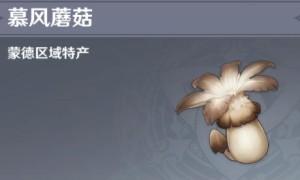 原神慕风蘑菇采集地点在哪(具体位置分享)
