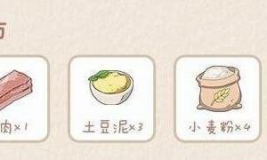 小森生活咖喱猪排饭怎么快速制做(食谱配方分享)