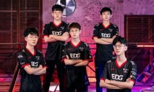 EDG与红牛达成战略合作(S11全球总决赛势在捧杯)