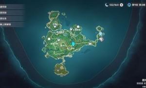 原神鹤观岛石板在哪(鹤观岛石板位置分享)