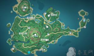 原神鹤观石板位置(鹤观岛7处石板位置分布一览)