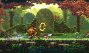 类银河战士恶魔城游戏《Souldiers》上架Steam(支持简体中文)
