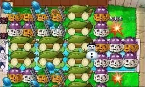 植物大战僵尸无尽版最佳阵容(防御最强的阵容图分享)