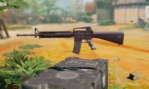 使命召唤手游M16怎么样(M16枪械强度分析)缩略图