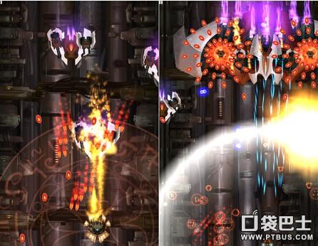 敌人更加强大 弹幕射击游戏《凤凰战机2》曝光