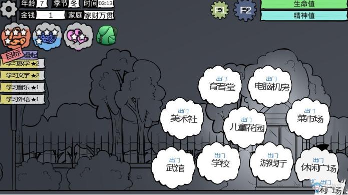 《众生》:从虚拟游戏中体会百态人生,幸福生活掌握在玩家手里