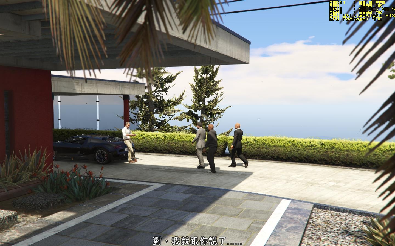GTA5 剧情流程 抢劫运钞车