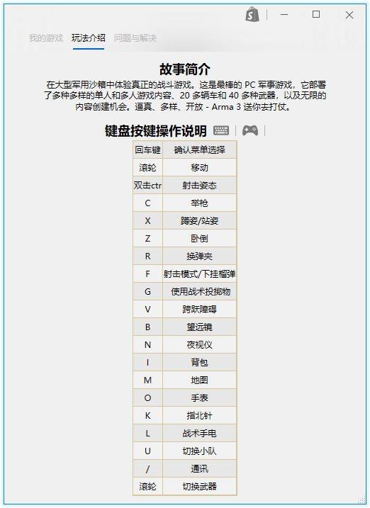 臂弯PC游戏《武装突袭3》v1.86中文版
