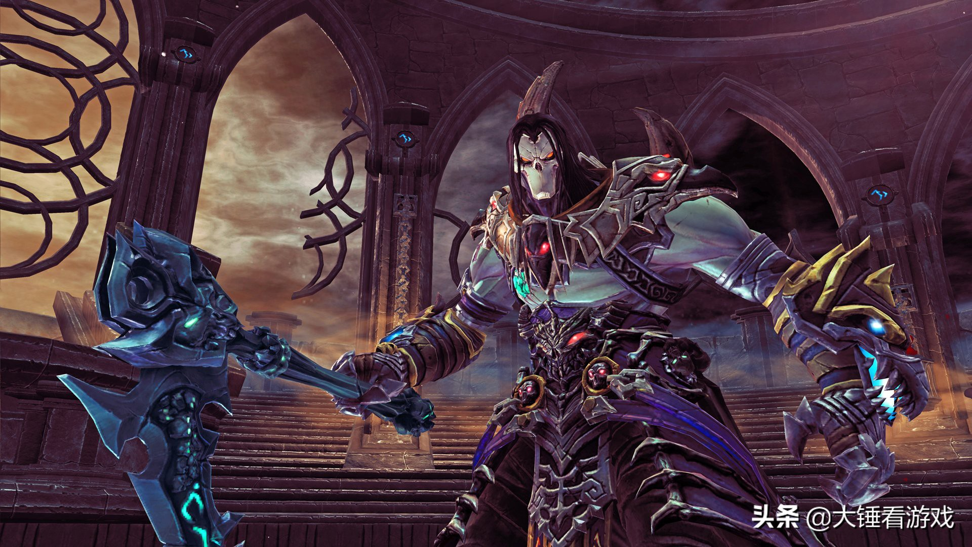 暗黑血统2:被解谜耽误的动作游戏
